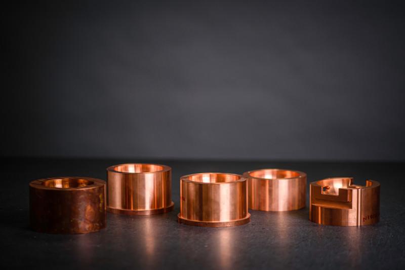 Furnace Brazing Copper in Hydrogen Gas