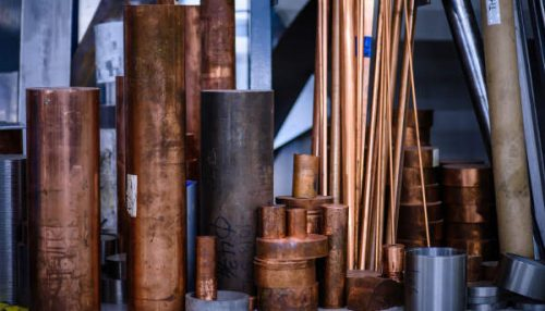 Copper raw materials, Altair USA