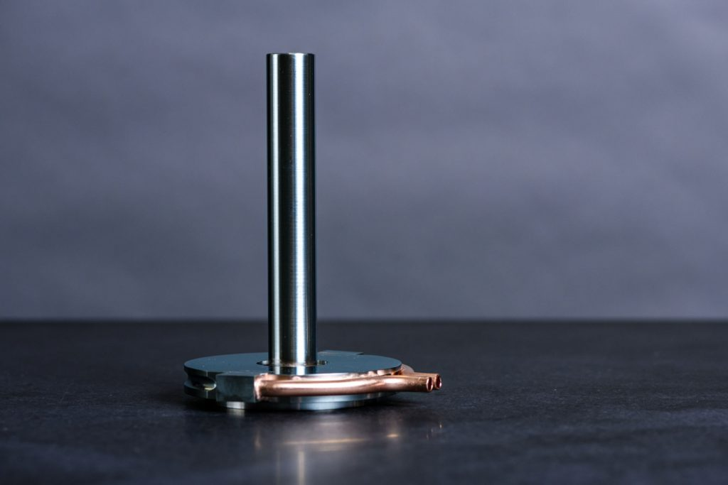 Target Assembly manufactured at Altair Technologies Inc requires precise thermal expansion analysis for accurate brazing